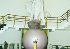 The Gargoti Museum is a Tribute to Mother India, this magical Statue of Mother India marks the centre of the Museum