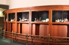 The Parliament Themed display of the Prestige Gallery