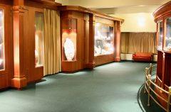 The Prestige Gallery displays over 700 specimens
