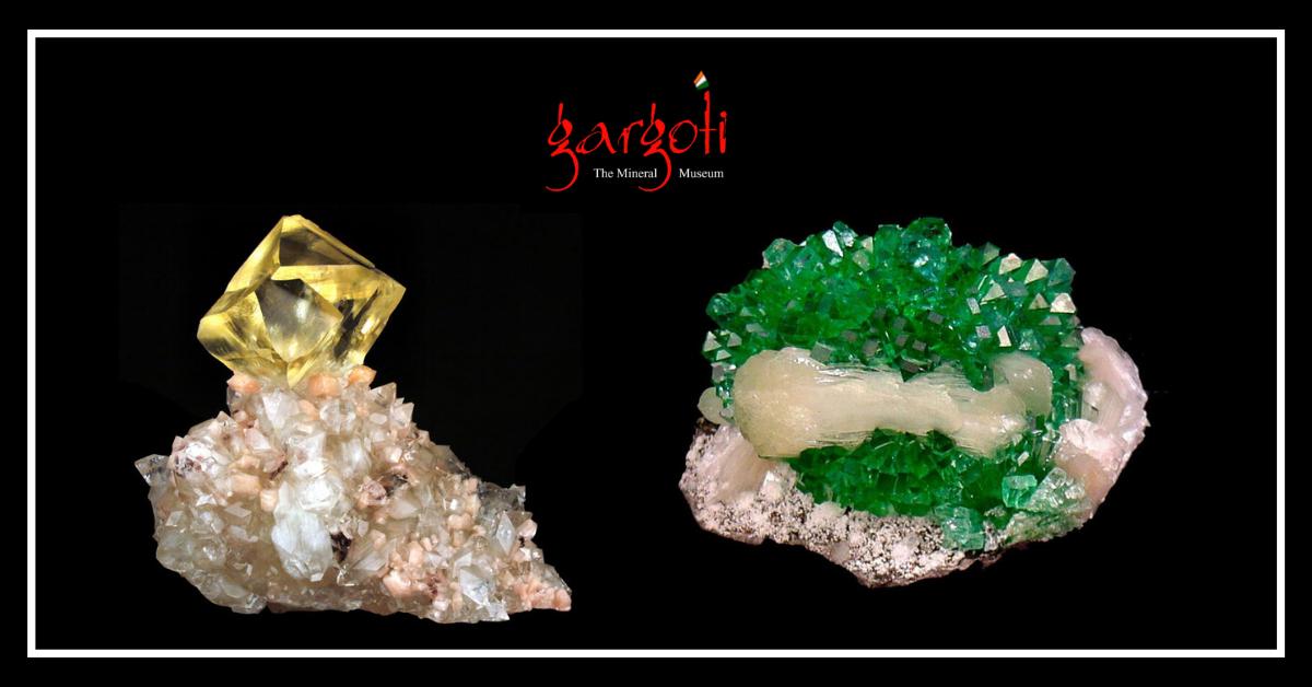 Gargoti Museum India-Beautiful Zeolite
